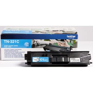TONER CYAN FOR 1 500 SIDER BROTHER TN321