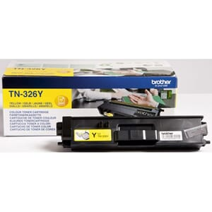 TONER BROTHER TN326Y YELLOW 3,5K
