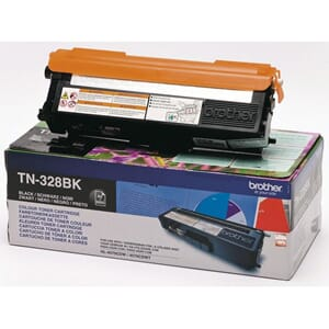 TONER BROTHER TN328 BLACK 6K