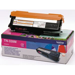 TONER BROTHER TN328 MAGENTA 6K